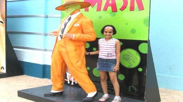 लहानपणीची मिस वर्ल्ड मानुषी छिल्लर!
