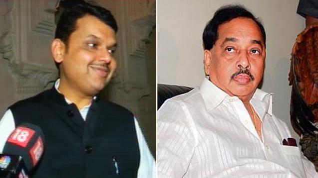 राणेंनी घेतली मुख्यमंत्र्यांची भेट, भेटीनंतर मुख्यमंत्री अहमदाबादेत !