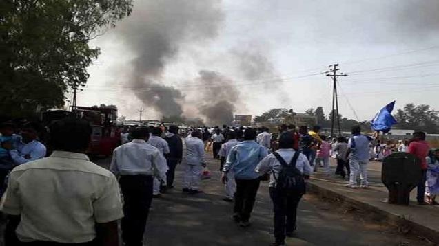 भीमा कोरेगाव दंगलीपूर्वी झालेला हल्ला हिंदू संघटनांनी केलेला, सत्यशोधन समितीचा अहवाल