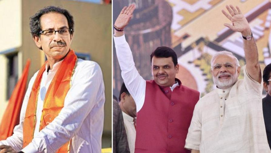 'मॅग्नेटिक महाराष्ट्रा'साठी पंतप्रधान मोदी आज मुंबईत, उद्धव ठाकरेंना निमंत्रणच नाही !