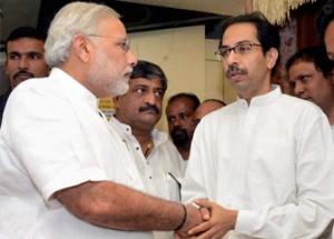 narendra modi meet udhav thakare