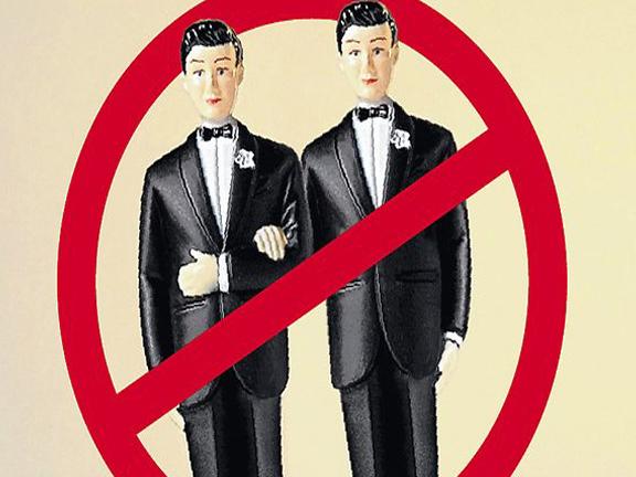 ban gays