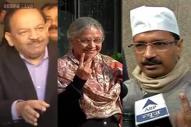 delhi election new