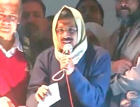 kejriwal resign