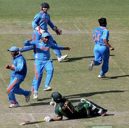 under 19 world cup 2014 india vs pakistan