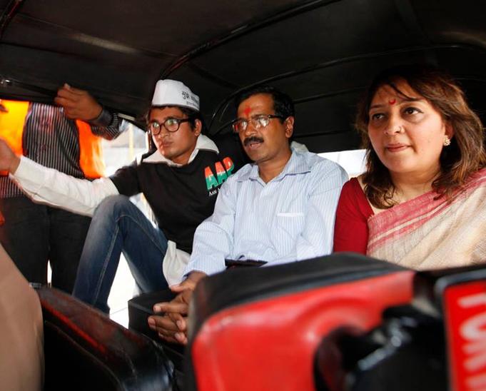 मुंबई रॅली: केजरीवालांविरोधात FIR दाखल