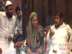 shazia with muslim