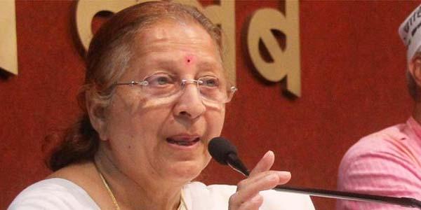 sumitra mahanjan speaker