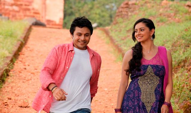 tujhi majhi love story marathi movie