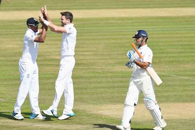 'लॉर्डस्'चे शेर आज ढेर, इंग्लंडने साधली 1-1 ने बरोबरी