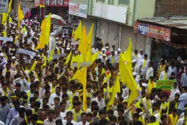 Image result for dhanagar andolan