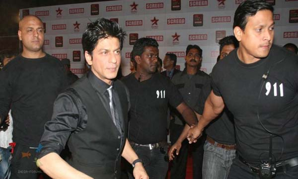 Shahrukh khan security