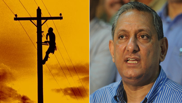 rakesh maria on Electricity robbery