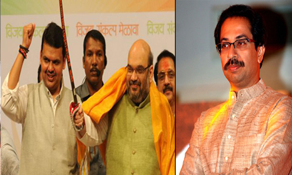 BJP And Shivsena