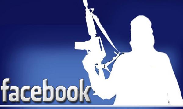 facebook terror