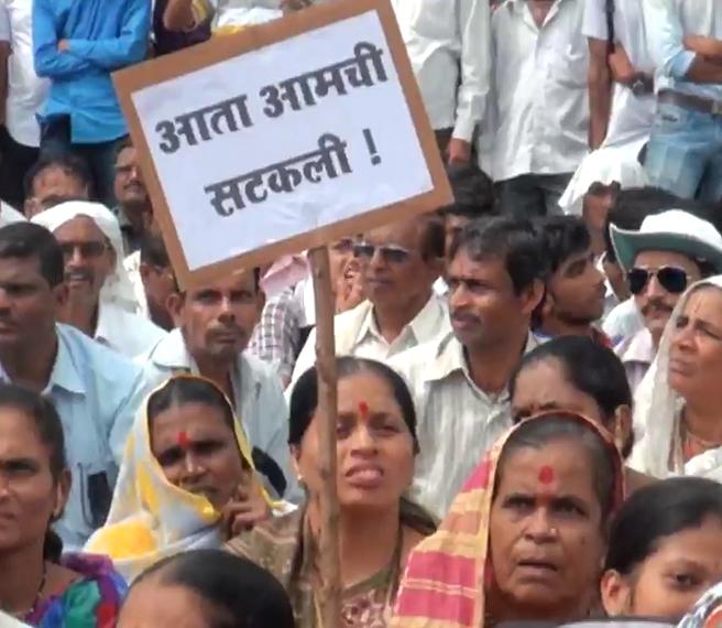 पालघरमध्ये 150 गावांनी उपसले बहिष्कारास्त्र