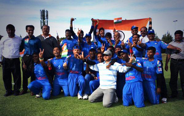 india win blind world cup