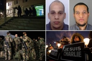 ParisShooting suspects