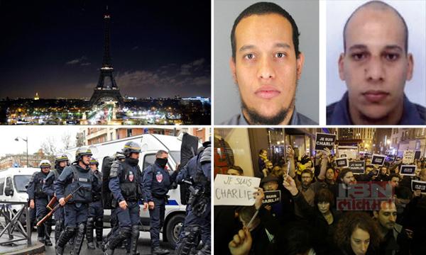 paris terror drama