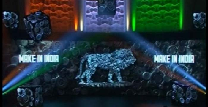 make in india with ajay atul