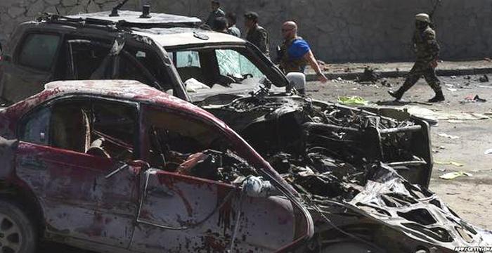 काबूलमध्ये बॉम्बस्फोट; 3 ठार, 16 जण जखमी