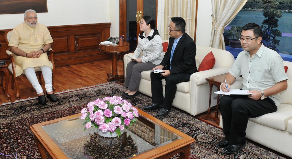 pm modi china visit
