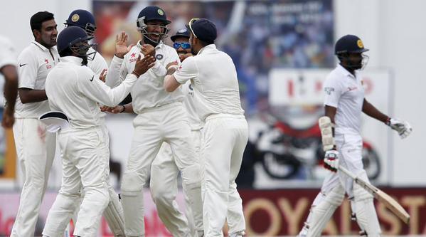 पराभवाची परतफेड, भारताचा लंकेवर 'विराट' विजय