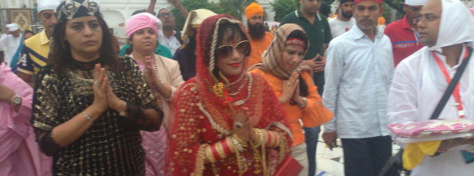 radhe maa in nanded