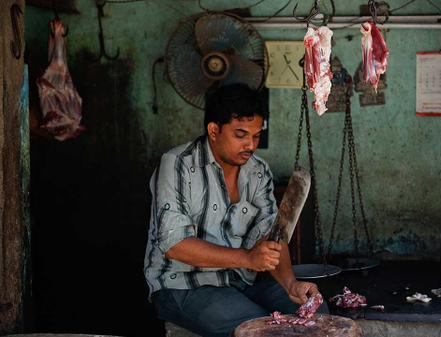 अमरावतीत 9 दिवस मांस विक्रीवर बंदी, बंदी मोडल्यास फौजदारी कारवाई