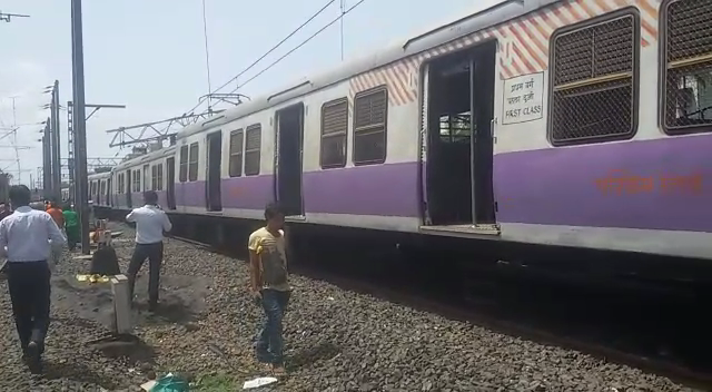 wester train accident