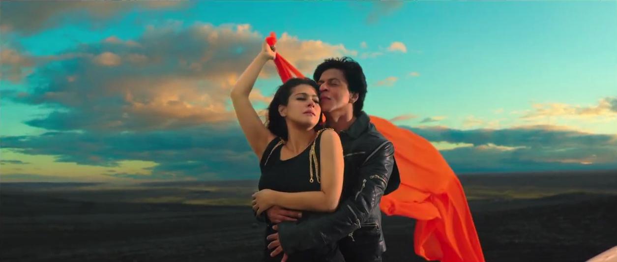 काजोल-शाहरुख भेटीला, 'दिलवाले'चा शानदार ट्रेलर रिलीज