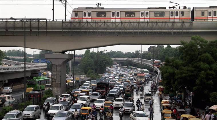 delhi odd even car