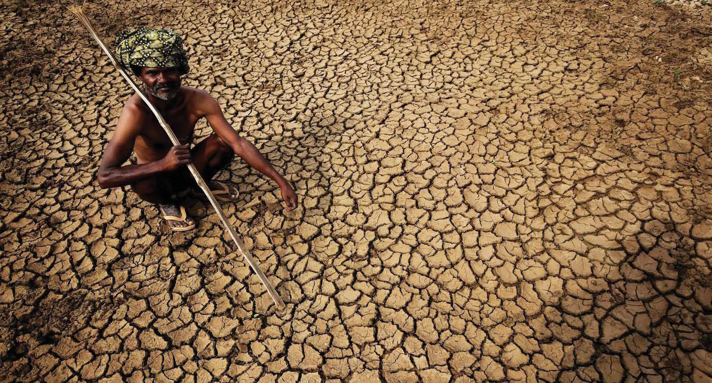 दीड अंशाचा प्रश्न : तापमानवाढीला आणि दुष्काळाला शेतीच जबाबदार!
