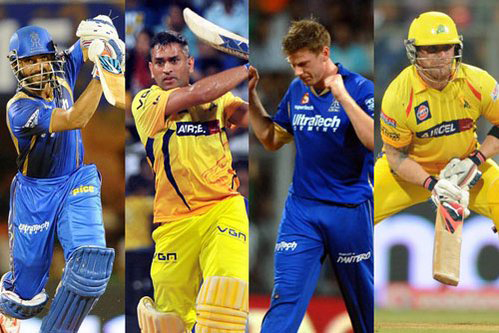 पुणे -राजकोटसाठी खेळाडूंचा लिलाव; चेन्नई,राजस्थानच्या खेळाडूंना जीवदान
