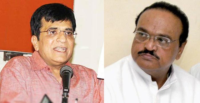 somaiya and bhujbal
