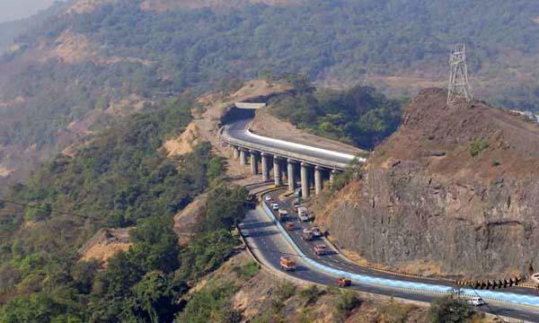 Mumbai- Pune Expressway