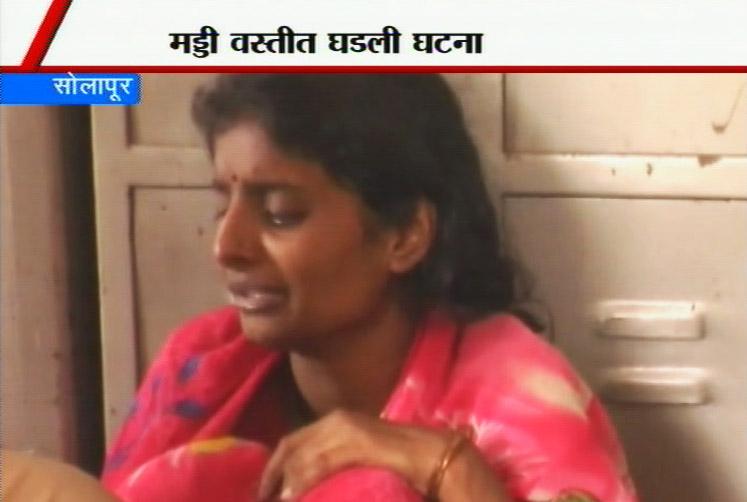 घरगुती वादातून आईने घोटला मुलीचा गळा