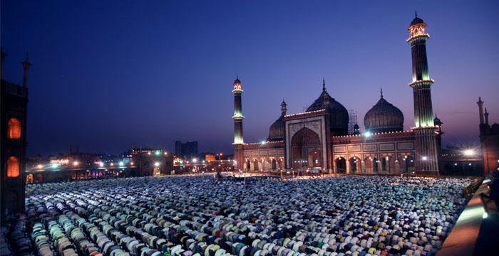 Jama Masjid EID