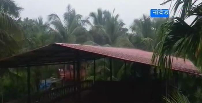 rains in maha