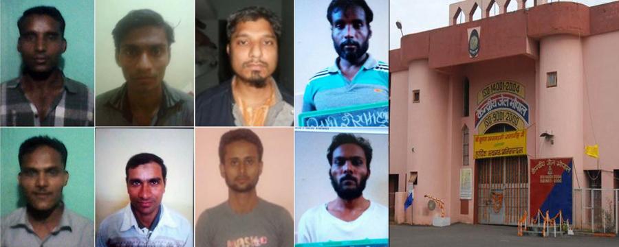 Bhopal centraol jail;213