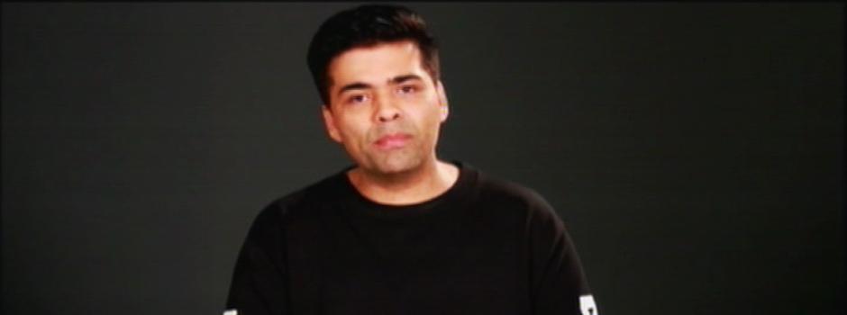 आता पाकिस्तानी कलाकारांना चित्रपटात घेणार नाही -करण जोहर