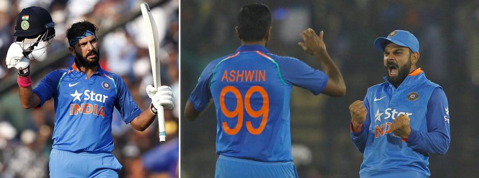 अटीतटीच्या लढतीत भारताचा इंग्लंडवर विजय