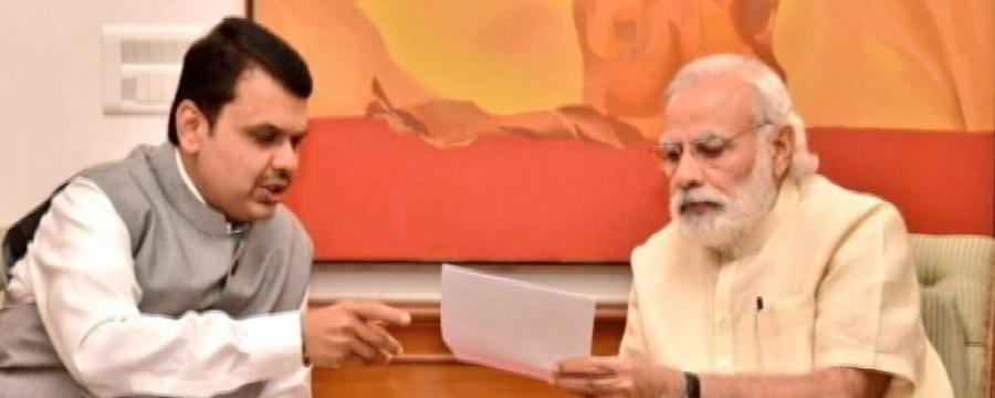 मुख्यमंत्री पंतप्रधानांच्या भेटीला; मुंबई महापौरबाबत होणार चर्चा