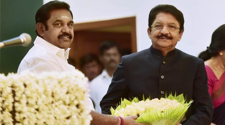 swearing-in ceremony IN cHENNAI
