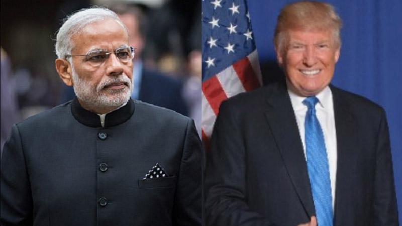 भारत पाकिस्तानविरोधात कडक पावलं उचलण्याच्या तयारीत - ट्रम्प