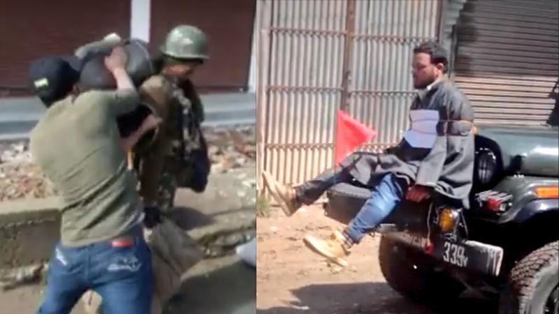 काश्मीरमध्ये दगडफेक करणाऱ्यांना सीआरपीएफचं जशास तसं उत्तर?
