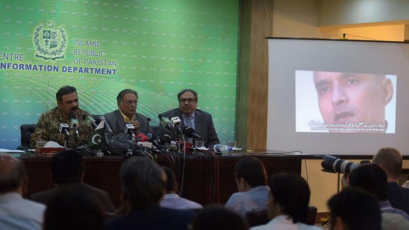 कुलभूषण जाधवांच्या फाशीबाबात कुठल्याही दबावाला बळी पडणार नाही - पाकिस्तान