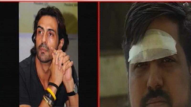 अर्जुन रामपाल वादात, पबमध्ये कॅमेरा फेकून मारल्याचा आरोप