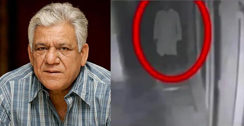 पाकिस्तानी चॅनलचा खोडसाळपणा ; म्हणे,'ओम पुरींचं भूत आलं' !