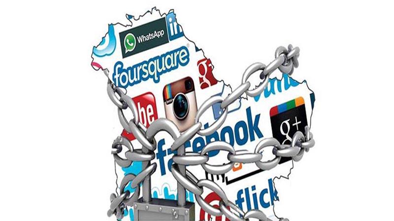 जम्मू-काश्मीरमध्ये सोशल मीडियावरील बंदी उठवली